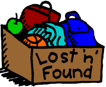 Lost & Found Items?
