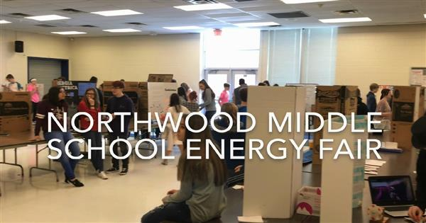 Image from NWMS Energy Fair Video