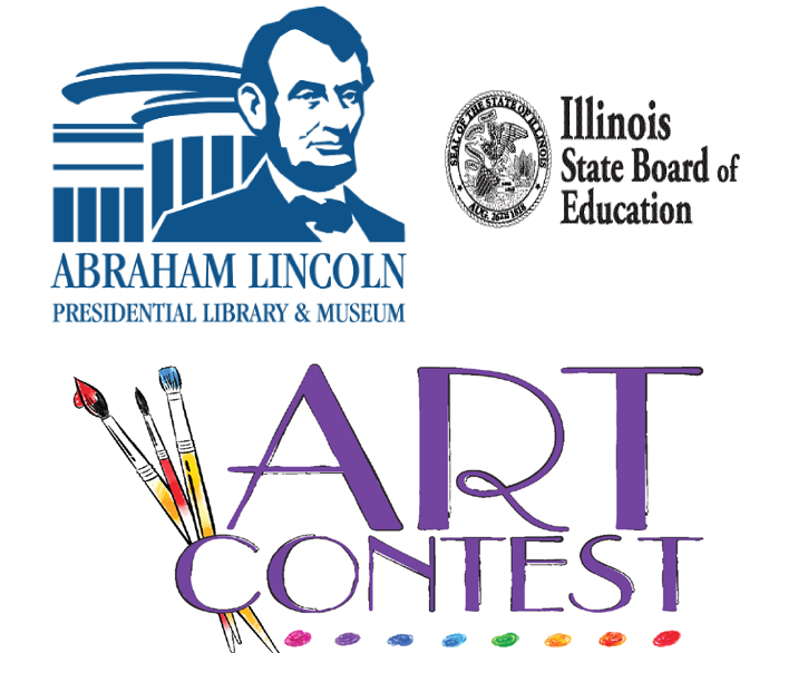 Image advertising art contest at Lincoln Library & Museum in Springfield