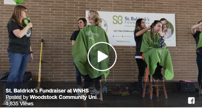 St. Baldrick's Day event raises more than $3.8 K