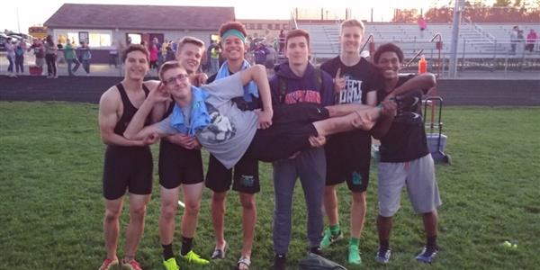 WNHS Track & Field State qualfiers