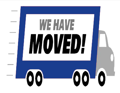 Image of a moving van