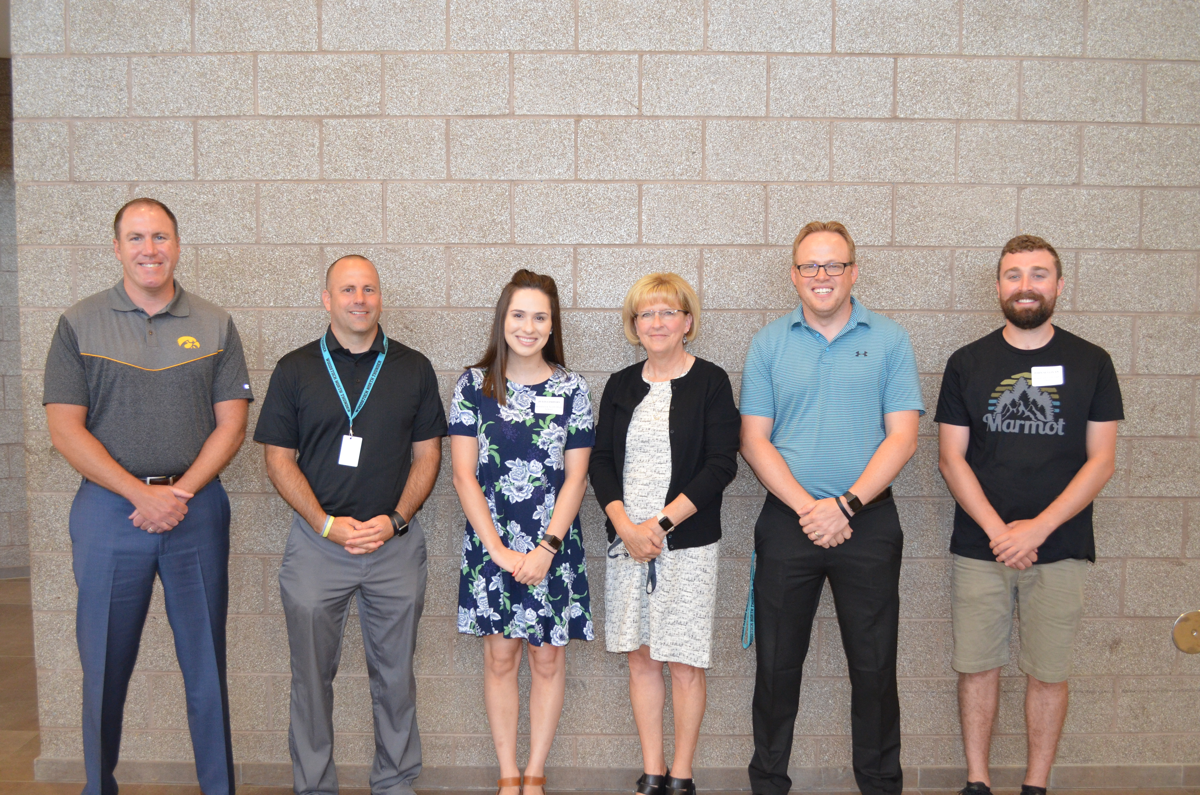 New staff at WNHS