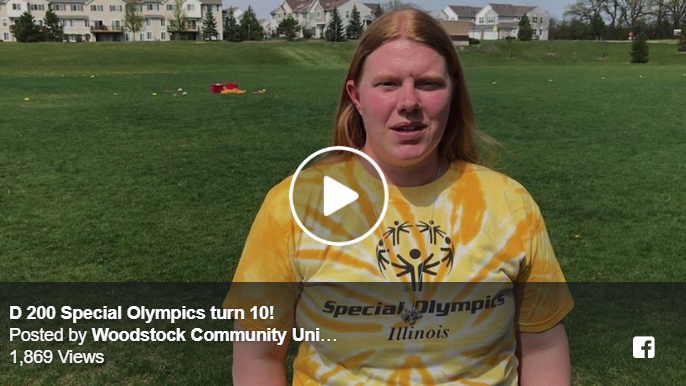 District 200 Special Olympics program turns 10