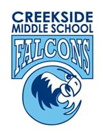 Creekside Middle School Logo