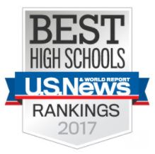 U.S. News 2017 Best High Schools