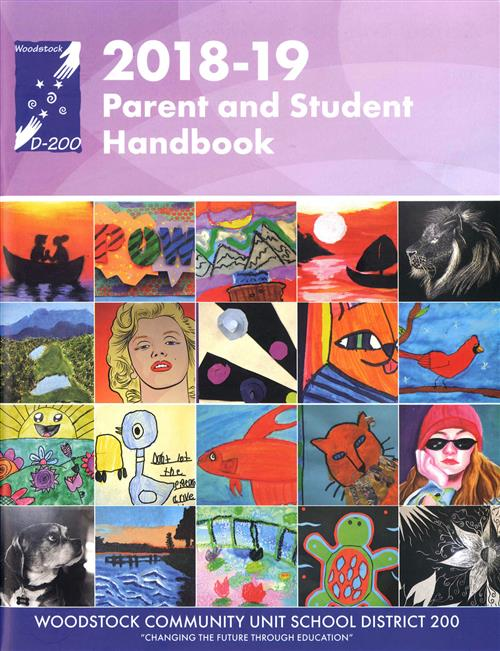 Photo of 2018-19 Handbook Cover