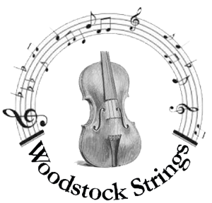 "Logo ""Woodstock Strings"""