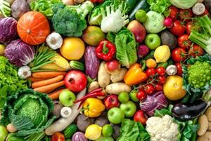 Photo of a variety of vegetables