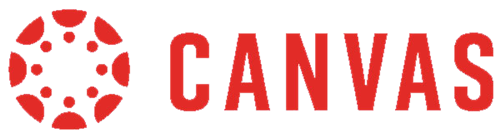 Canvas learning system logo