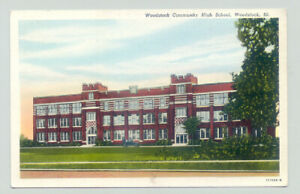 Watercolor image of WHS